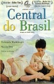 Central do Brasil - poster do filme