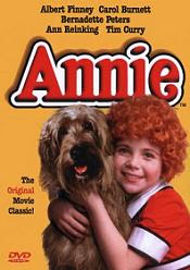 Annie - cartaz do filme