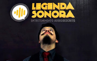 logotipo do site Legenda Sonora